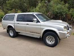 Mitsubishi L200 Warrior,4WD,Diesel,Manuel,year2004,Asking 1,100,000
