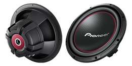 Pioneer woofer 1300w, new in shop free delivery within nrb.