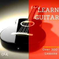 Learn and Master Guitar Playing