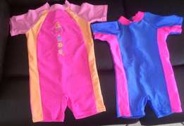 Swimming costumes for little girls – R50 each