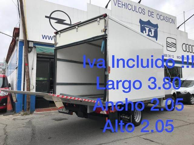 Volkswagen Crafter Pro Ch. Dcb. Bmt 35 R.doble Bm 109 - 2013