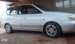 kia carens 1.8 engine fuel injection , car is in good condition