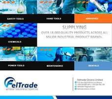 Commercial & Industrial Supplies.