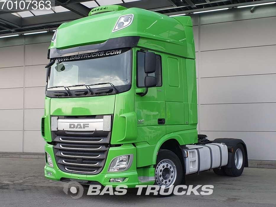 DAF XF 440 SSC 4X2 Standklima Euro 6 - 2014