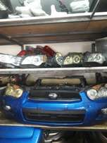 Ex Japan spare parts available.