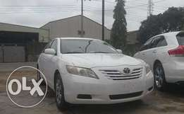 Toyota Camry LE 2002 Model , White Color