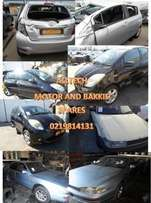 Toyota Spares For Sale