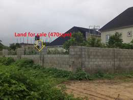 Land for Sale (470sqm) at Arab Rd, Hill view Estate, Close 2 Express