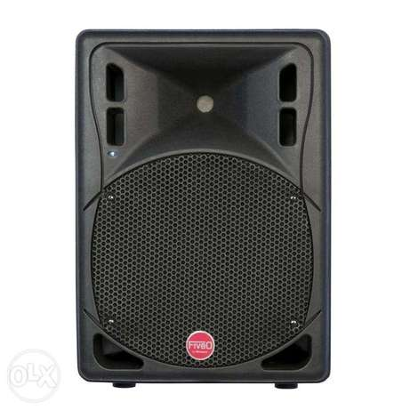 DUETTO 10A speaker enclosures