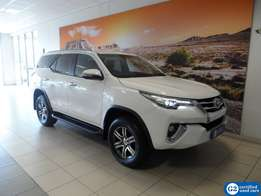 2016 Toyota Fortuner 2.8 GD-6 Raised Body A/T