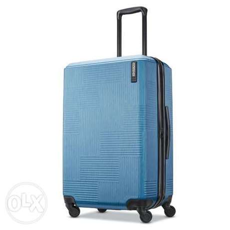 hard cover luggage delivery available contact us
