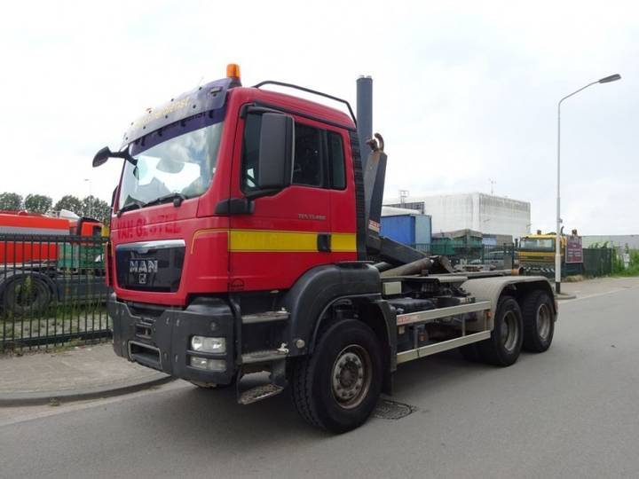 MAN TGS 33.400 6 X 4 !! UAL GEARBOX !! - 2010