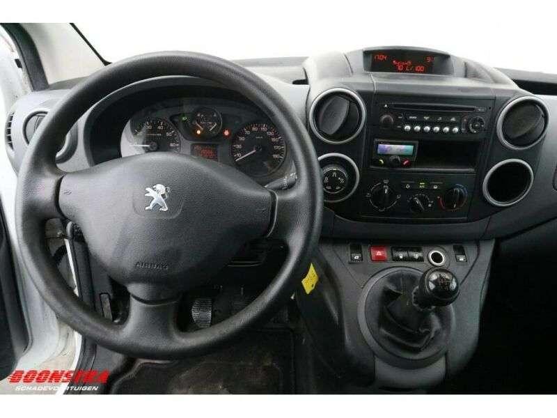Peugeot Partner 1.6 E-HDI XT Schiebetür Klima Tempo - 2013 - image 14