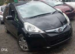 Honda Fit Jazz (KCN)