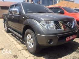 Nissan Navara 2010 diesel leather 3000cc Automatic