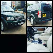 Landrover Discovery 4