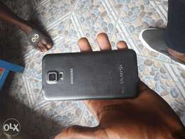 Neat Samsung galaxy S5 for sale at 45k