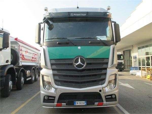 Mercedes-Benz Actros 18.45 Ls - 2012 - image 2