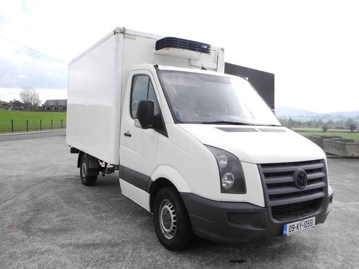 Volkswagen Crafter Fridge Van - 2007
