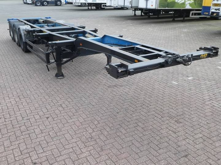 Fliegl SDS 400C - 1999