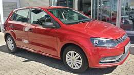 2016 Vw Polo Trendline 1.2Tsi Manual
