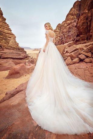 Свадебное платье Оксана Муха Oksana Mukha весільна сукня Одеса - зображення  6 6d9f1d2f72fa8
