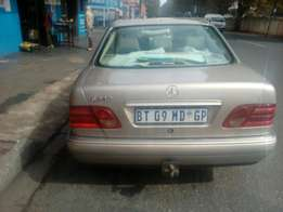 Cheap and nice car mercedes benz