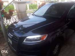 Sharp Audi Q7 for Sale