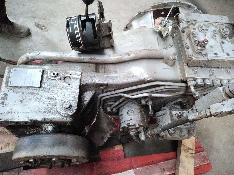 ZF 6wg180 Gearbox For - 1994