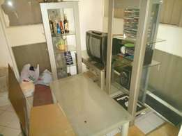 TV unit and Coffee table for sale R 700