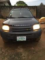 Affordable Land Rover Freelander (2002)
