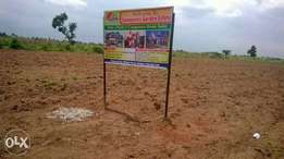 P lots of Land for Sale at Conquerors Garden Estate, Oke-Afo