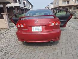 Very clean 2003 Mazda6. Just run and drive..