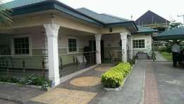 4bedroom bungalow with swimming pool for sale at cheapest prices