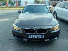 BMW 320i, Brown with cheap price