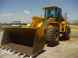I'm looking for job as front end loader operator