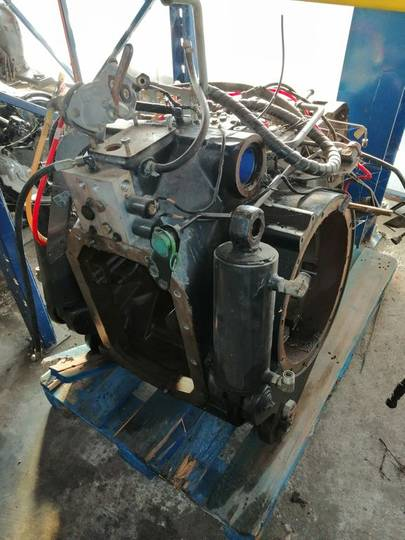 CNH gearbox for NEW HOLLAND tractor