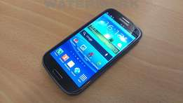 Samsung galaxy s3, in mint condition