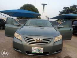 Toyota Camry 2008 nig used first body