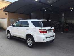 Toyota Fortuner 3.0D4D 4x2 Manual