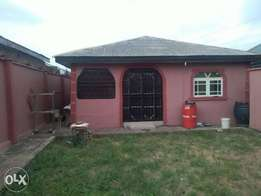 Well finished 3bedroom bungalow for sale at fagba exis