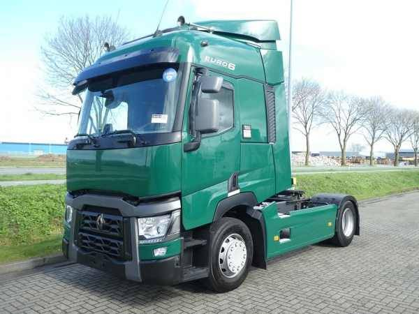Renault T 460 High Sleeper Cab 4x2 E6 / Leasing - 2014
