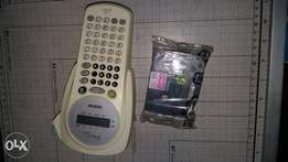 P-touch 1000 brother hand held label printer