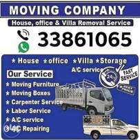 Affordable price House shifting