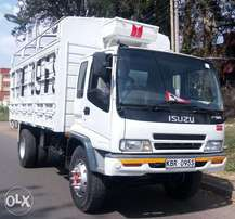 Isuzu Fsr KBR..dropsided body..Excellent.