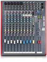 Allen and heath Mixer On Sale ZED 12FX 6 Mic/Line 4 Stereo, 4 Aux 100m