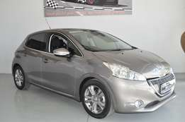 Peugeot 208 1.6 VTI Allure 5dr 2014 in mint condition with low mileage