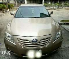Clean 2008 Toyota camry LE