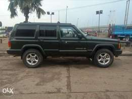 1998 Jeep Cherokee XJ for sale- Used