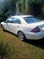 Mercedes Benz C240 elegance automatic for sale or swop for bike